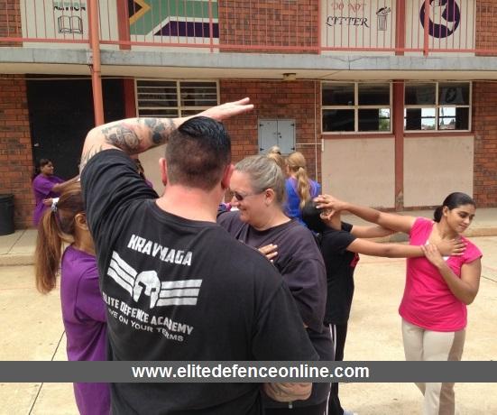 EDA trauma centre day 1