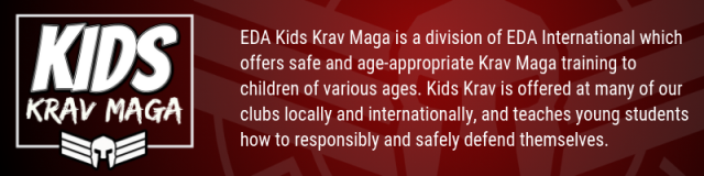 EDA Kids Krav strip