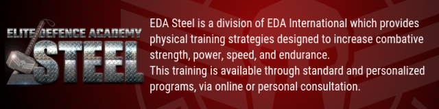 EDA Steel strip