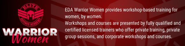 EDA Warrior Women strip